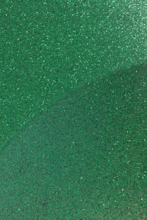 Yummy Gummy Latex Green Glitter Latex