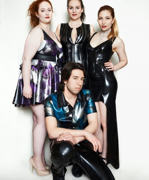 Yummy Gummy Latex group shot
