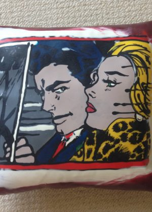 Yummy Gummy latex Liechtenstein latex cushion