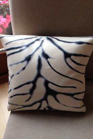 Yummy gummy Latex Zebra cushions
