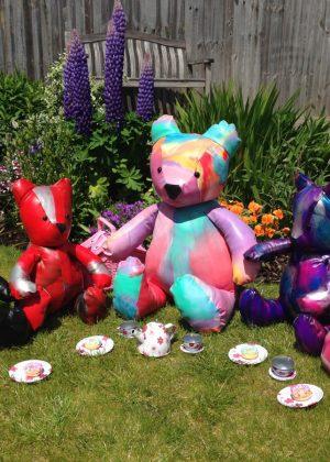 Latex Teddy Bears