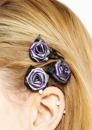 Yummy Gummy Latex Micro Purple Latex roses