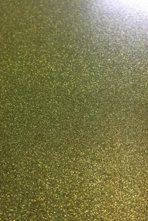 Yummy Gummy Latex Light Lime Glitter