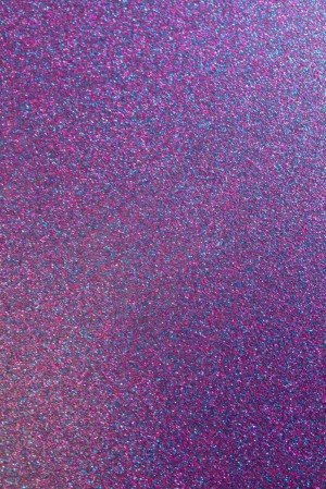 Yummy Gummy Latex Pink and blue mixed Glitter