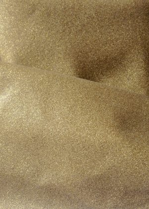 Yummy Gummy Glitter Latex gold glitter