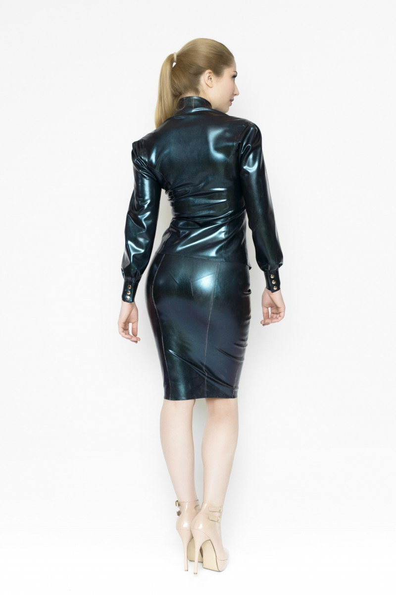 Long Sleeve Blouse Pattern