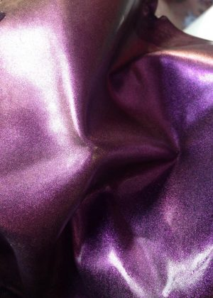 Yummy Gummy Latex Gold Red purple colour change latex