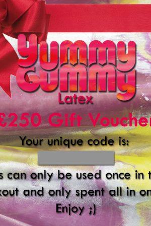 Gift voucher£250 main image